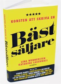 Cover for Konsten att skriva en bästsäljare