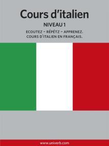 Omslagsbild för Cours d'italien