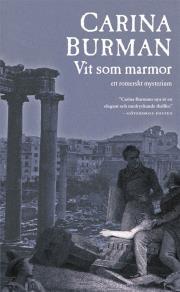 Omslagsbild för Vit som marmor : Ett romerskt mysterium