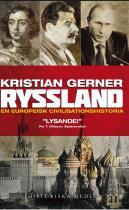 Omslagsbild för Ryssland : En europeisk civilisationshistoria