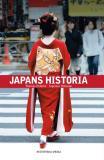 Bokomslag för Japans historia