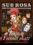 Cover for Kapten Fiennes skatt