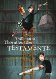 Bokomslag för Tvillingarna Thornthwaites testamente