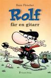 Bokomslag för Rolf får en gitarr