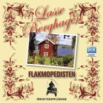 Cover for Flakmopedisten