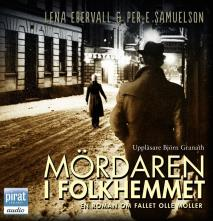 Cover for Mördaren i Folkhemmet