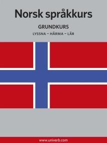 Omslagsbild för Norsk Språkkurs