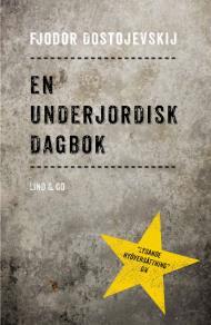 Cover for En underjordisk dagbok