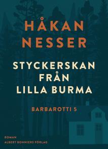 Cover for Styckerskan från Lilla Burma