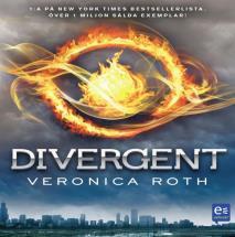 Omslagsbild för Divergent
