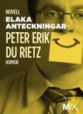 Cover for Elaka anteckningar