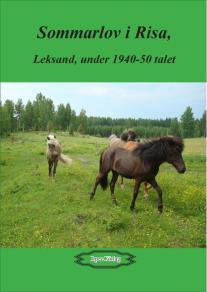 Cover for Sommarlov i Risa, Leksand, under 1940-50 talet