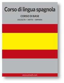 Omslagsbild för Corso di lingua spagnola