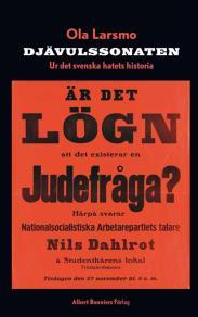 Cover for Djävulssonaten : Ur det svenska hatets historia