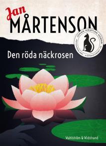 Cover for Den röda näckrosen