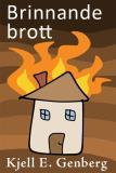 Cover for Brinnande brott