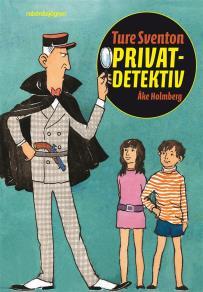 Omslagsbild för Ture Sventon privatdetektiv