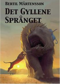 Cover for Det Gyllene Språnget