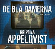 Cover for De blå damerna