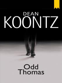 Cover for Odd Thomas