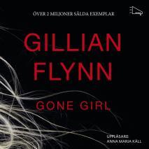 Omslagsbild för Gone girl
