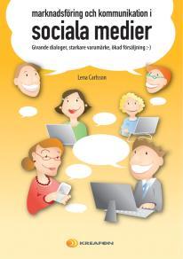 Omslagsbild för Marknadsföring och kommunikation i sociala medier