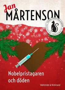 Cover for Nobelpristagaren och döden