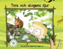 Omslagsbild för Tore och Skogens djur
