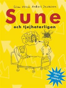 Omslagsbild för Sune och tjejhatarligan