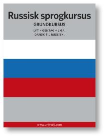 Omslagsbild för Russisk sprogkursus