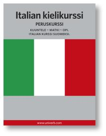 Cover for Italian kielikurssi
