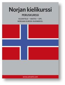 Cover for Norjan kielikurssi
