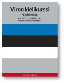Cover for Viron kielikurssi