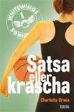 Cover for Whitewings. Satsa eller krascha