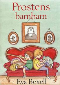 Cover for Prostens barnbarn