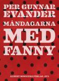 Bokomslag för Måndagarna med Fanny