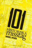 Bokomslag för 101 historiska misstag