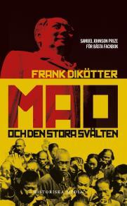 Cover for Mao och den stora svälten