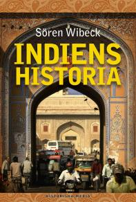 Cover for Indiens historia
