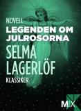 Cover for Legenden om julrosorna