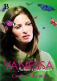 Cover for Vanessa - flickan i glaskupan