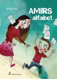 Cover for Amirs alfabet