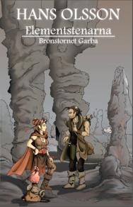 Cover for Bronstornet Garba