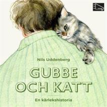 Omslagsbild för Gubbe och katt : en kärlekshistoria