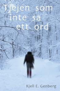 Cover for Tjejen som inte sa ett ord