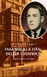 Omslagsbild för Fasansfulla händelser i Dunwich och andra noveller