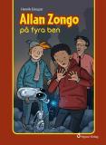 Omslagsbild för Allan Zongo på fyra ben