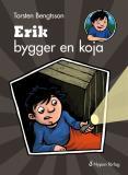 Cover for Erik bygger en koja