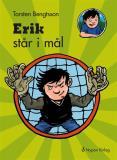 Omslagsbild för Erik står i mål