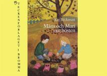 Cover for Måns och Mari om hösten